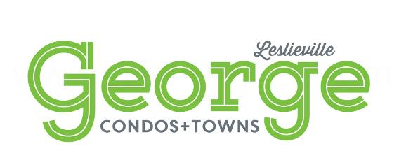 Geroge Condos + Towns in Leslieville